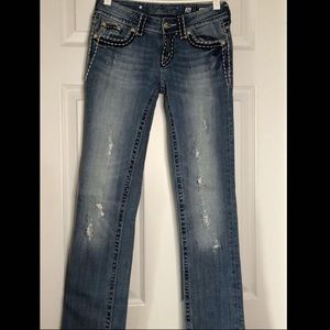 NWOT Miss Me Bootcut Jeans